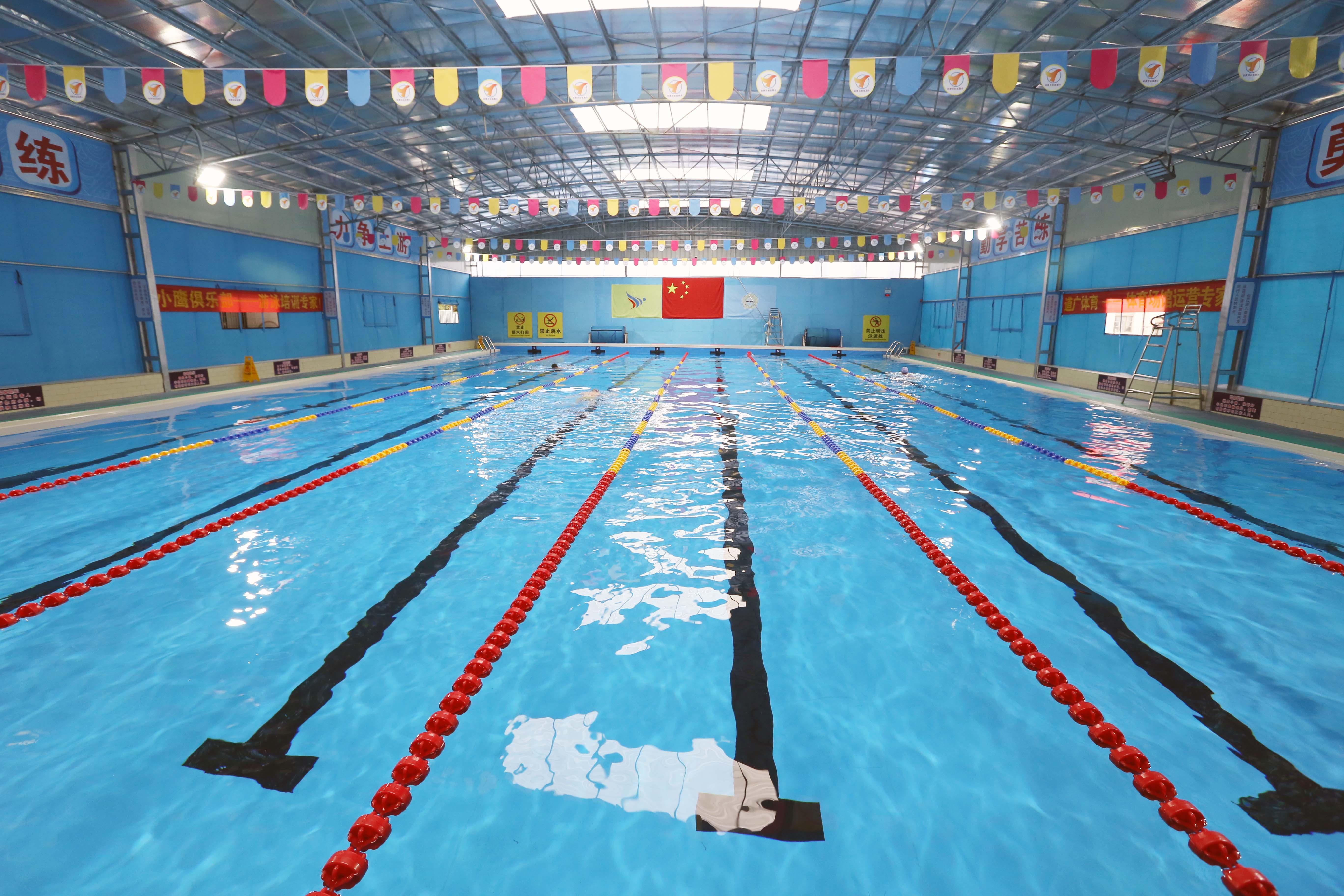 西樵恒温泳池